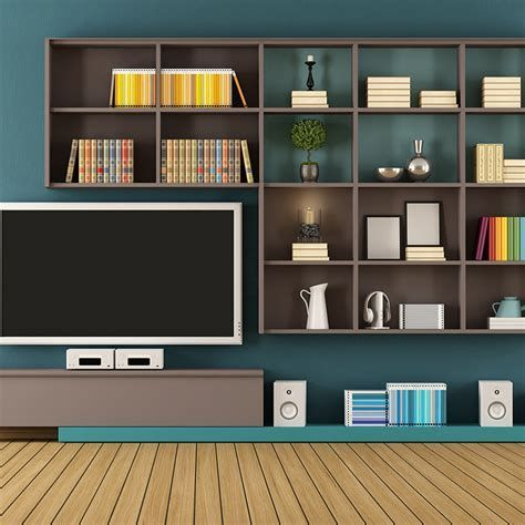 Totally Cute Simple Showcase Designs For Hall Ideas 43