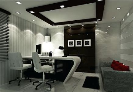 Amazing Office Interior Design Ideas For Small Space Ideas 20