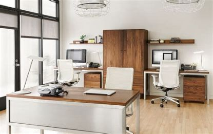 Amazing Office Interior Design Ideas For Small Space Ideas 24