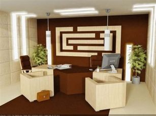 Amazing Office Interior Design Ideas For Small Space Ideas 26