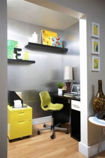 Amazing Office Interior Design Ideas For Small Space Ideas 31
