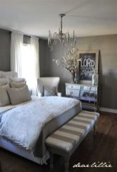 Awesome Grey And White Bedroom Ideas 04