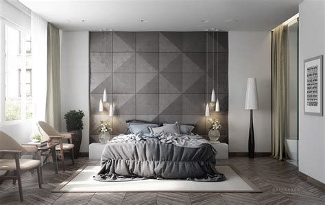 Awesome Grey And White Bedroom Ideas 11