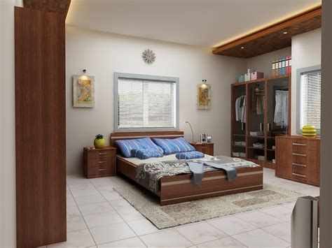 Totally Comfy Simple Bedroom Design For Middle Class Family Ideas 40