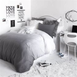 Totally Cute Black And White Room Aesthetic Ideas 13