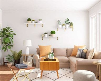 Gorgeous Middle Class Living Room Ideas 22