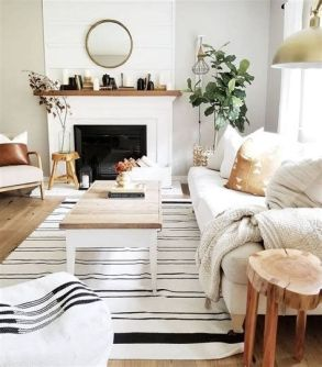Gorgeous Middle Class Living Room Ideas 36