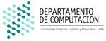 Departamento de Computación - Facultad de Ciencias Exactas y Naturales - UBA