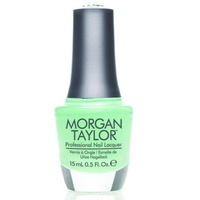 MORGAN TAYLOR MINT CHOCOLATE CHIP GREEN