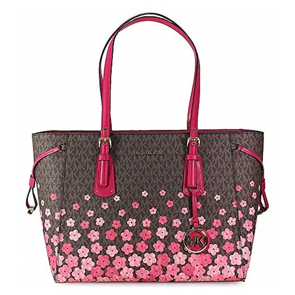 Michael Kors Voyager Medium Multifunction Top-Zip Tote