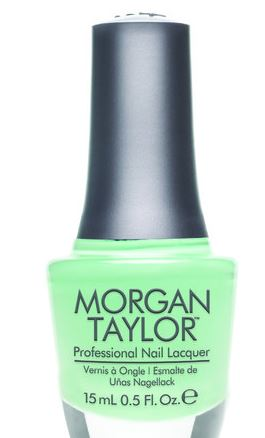 Morgan Taylor - Mint Chocolate Chip Green