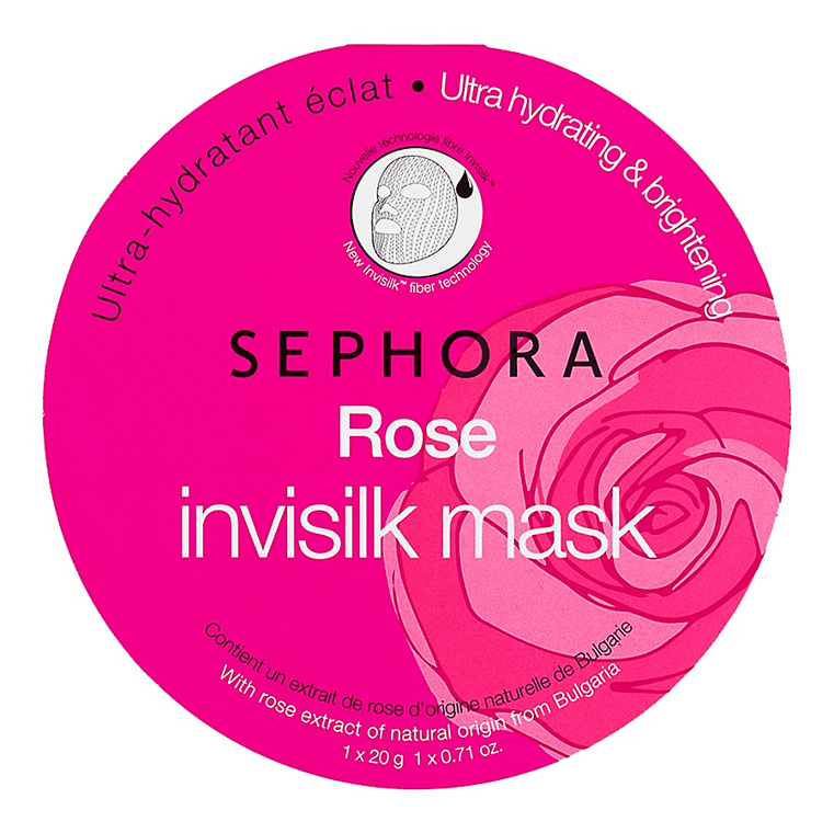 SEPHORA COLLECTION Invisilk Mask Mono