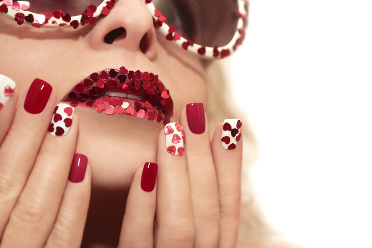 Nailed it! Top 4 Insta Valentine's Nail Art!