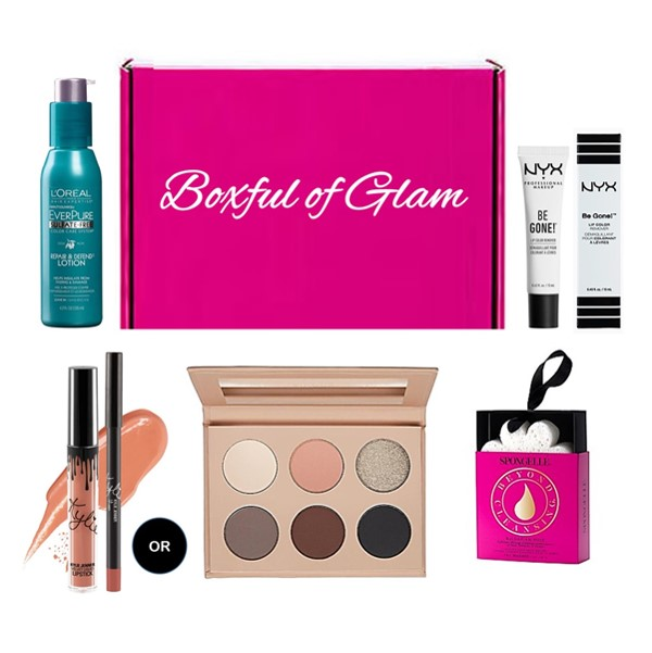 Boxful of Glam - Luxe