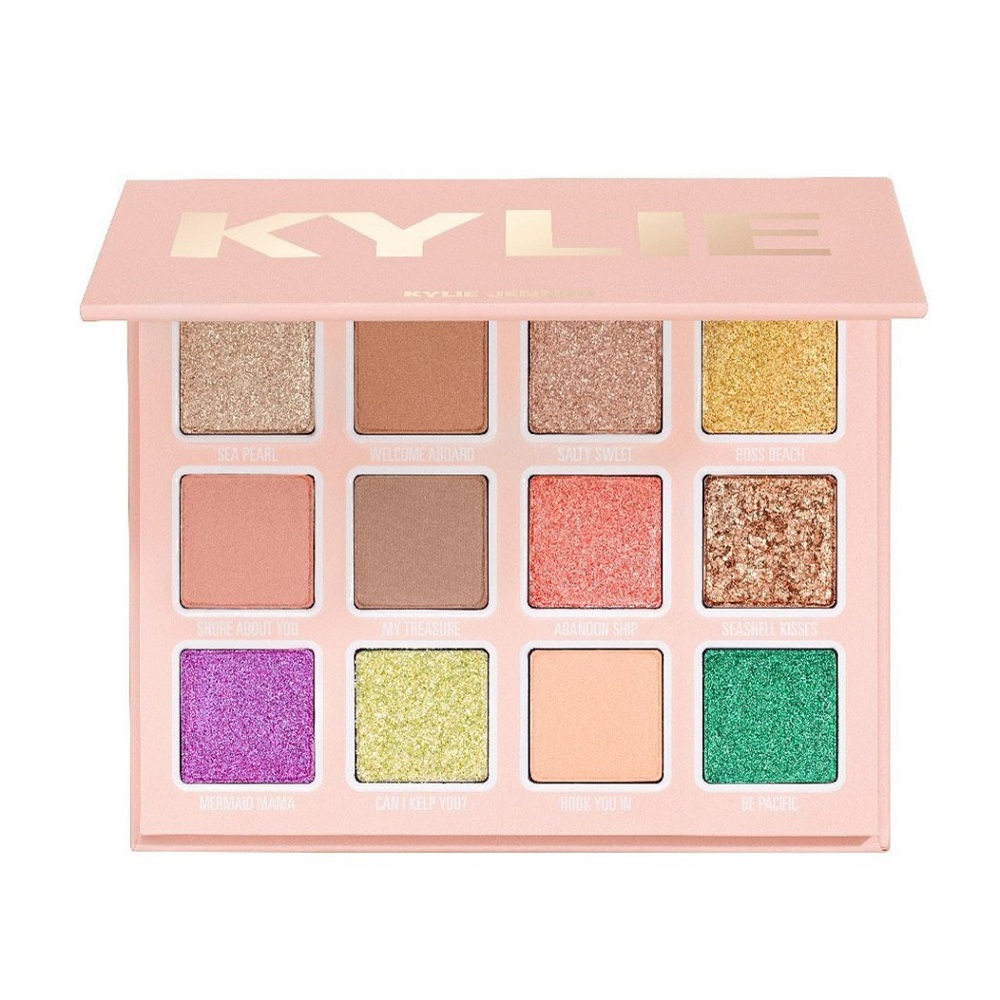KYLIE COSMETICS - UNDER THE SEA PALETTE