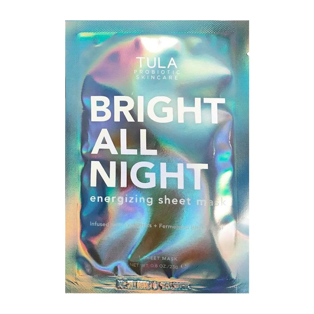 Tula – Bright All Night Energizing Sheet Mask