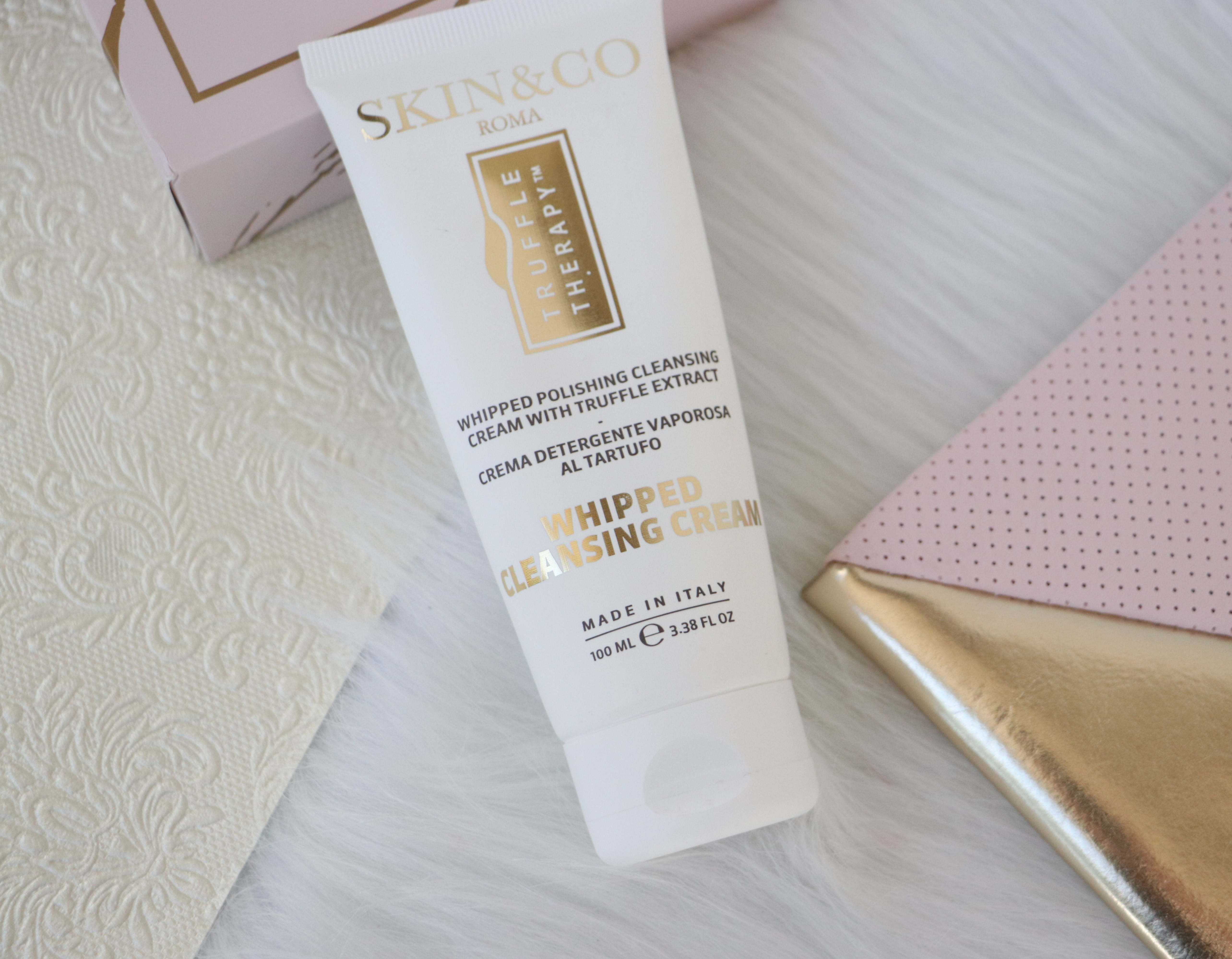 SKIN AND CO – TRUFFLE THERAPY WHIPPED CLEANSING CREAM