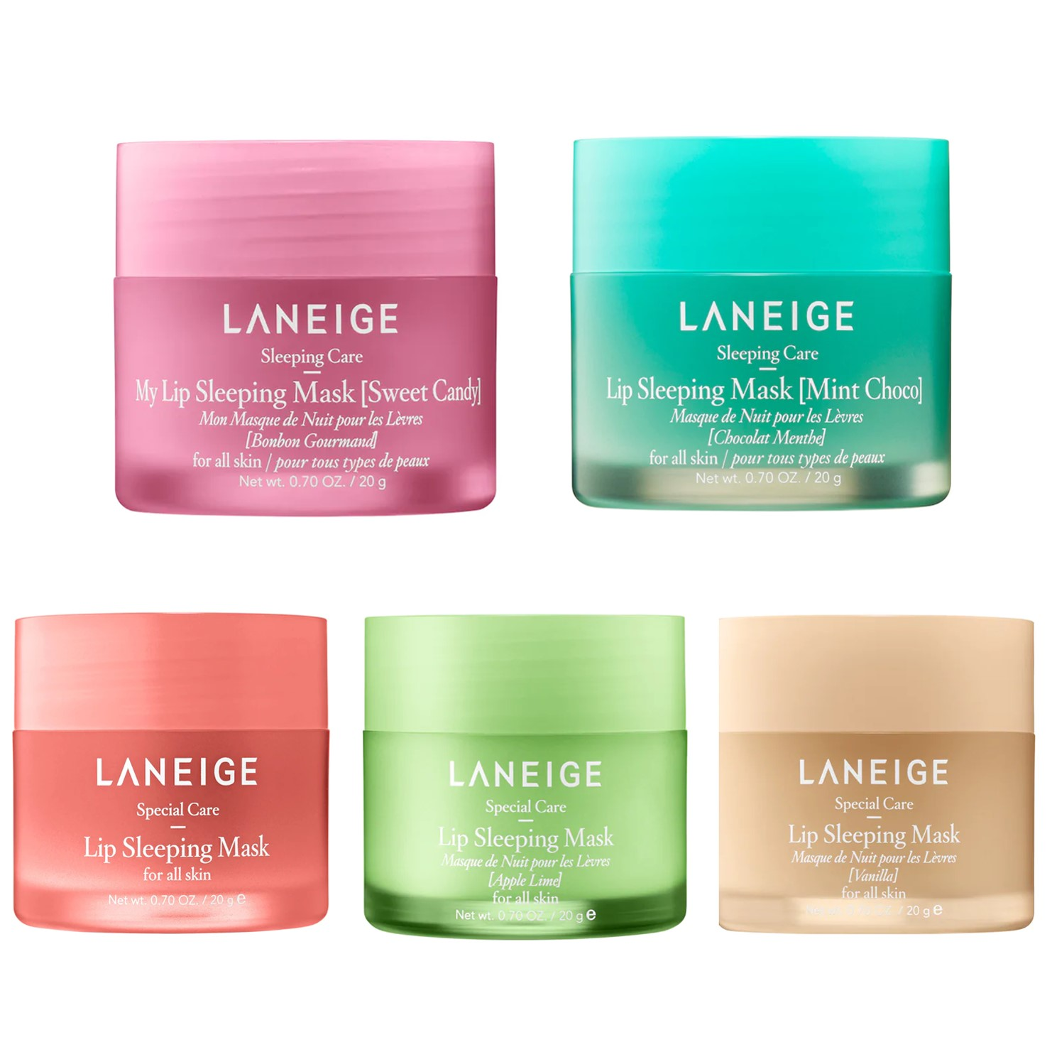 Laneige Lip Sleeping Masks