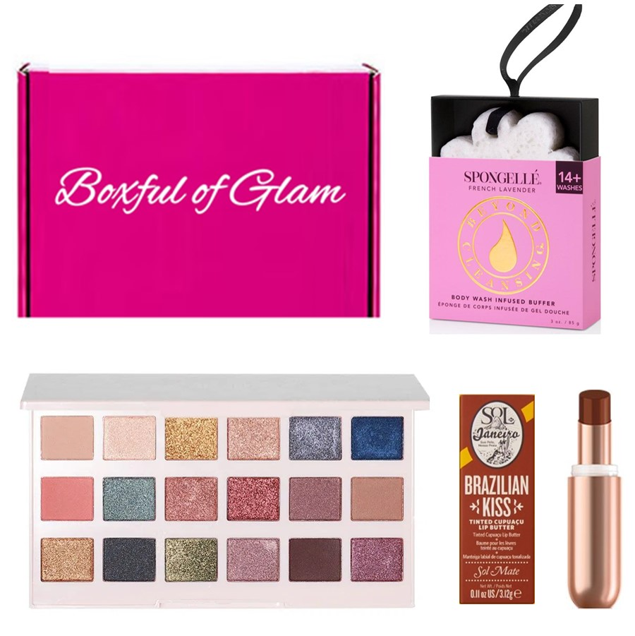 Boxful of Glam - The On-the-Go Mom