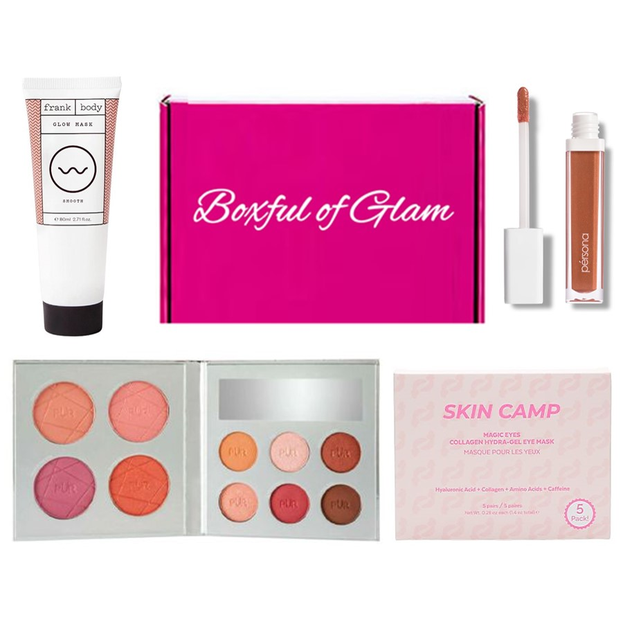 Boxful of Glam - The Elegant Mom