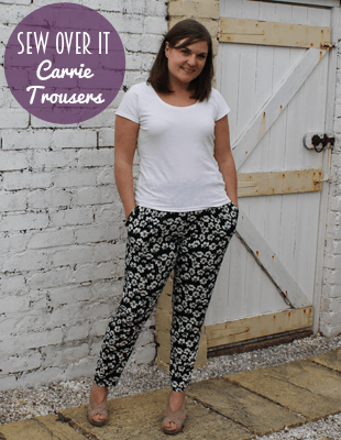 Sew Over It Carrie Trousers