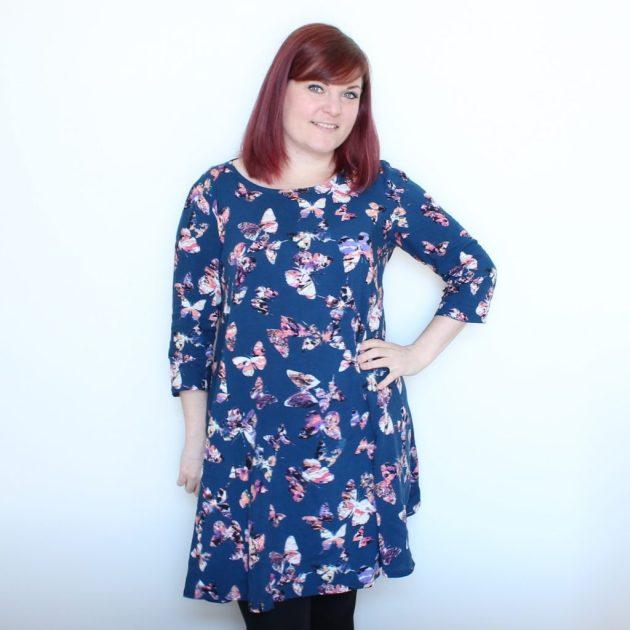 Sew Over It Nancy dress