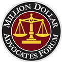 Cluff Law, plc is part of the Million Dollar Advocates Forum