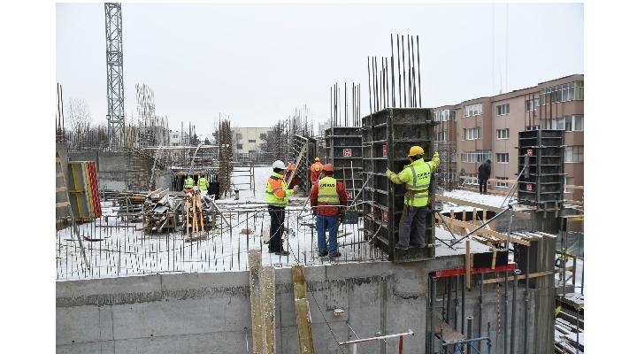 Cluj. Emil Boc: 4 parkinguri cu 1253 locuri de parcare vor fi finalizate în 2020. Stadiul la fiecare dintre cele 4 parking-uri aflate în lucru: 1