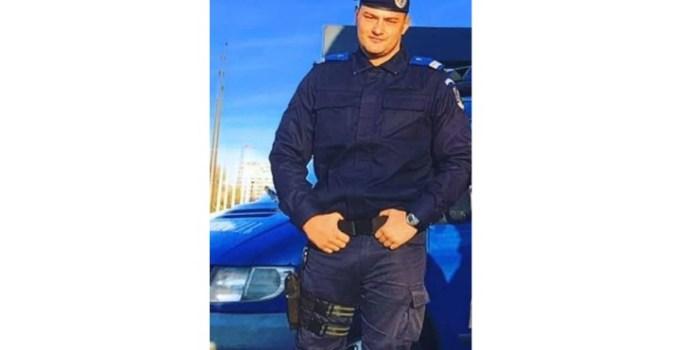 """Jandarmeria Cluj: """"Salvator în timpul liber...agresorul a lovit-o cu pumnul în față pe tânăra care a căzut inconștientă pe trotuar. Deşi jandarmul clujean şi-a declinat identitatea, agresorul a încercat să îl lovească, încercând fără succes să ..."""" 3"""