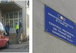 """Cluj. Traian Berbeceanu: """"Și atunci când nu sunt în prima linie, și atunci când sunt în timpul liber, polițiștii sunt în slujba cetățenilor. Colegii clujeni au ales să salveze vieți donând sânge!. Cum să nu fii mândru cu asemenea colegi? """" 4"""