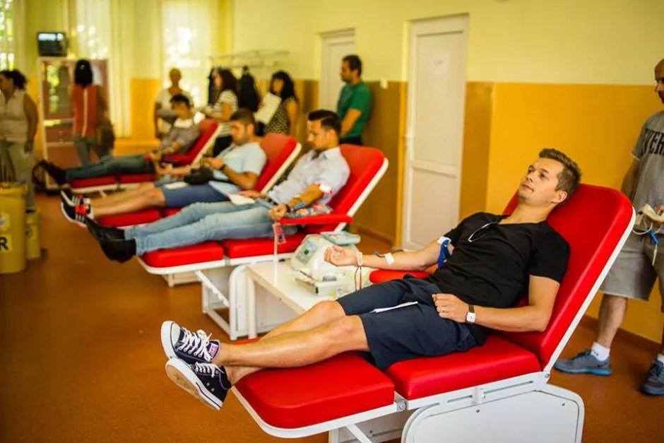 Donezi sânge şi intri gratuit la festivalurile UNTOLD şi NEVERSEA