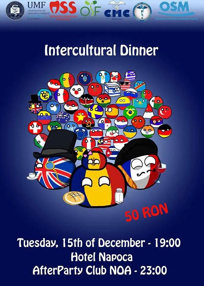 cina interculturala umf cluj