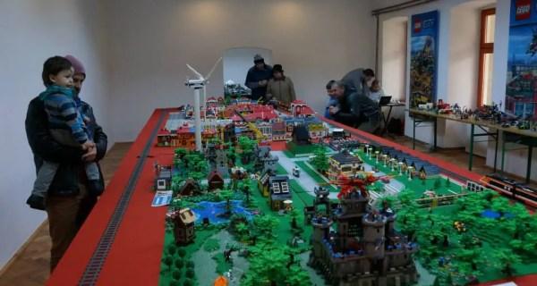 Expoziţia Brickenburg