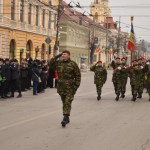 Unirea Principatelor Române a fost sărbătorită și la Cluj-Napoca (FOTO)