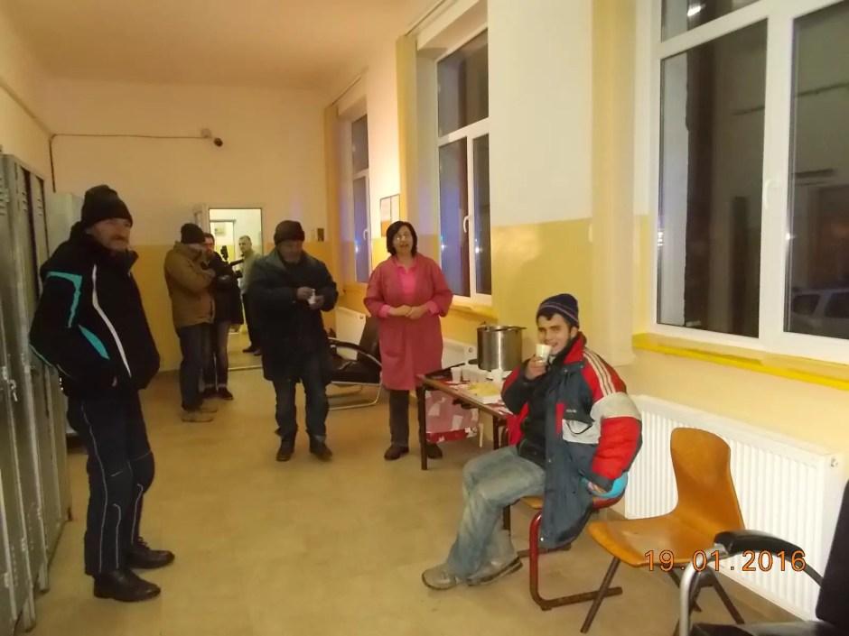 21 de persoane fără adăpost identificate în această săptămână de Poliția Locală