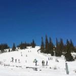 Pârtiile de schi de la Buscat se redeschid
