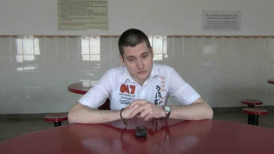 Confesiuni din Penitenciarul Gherla: Movileanu George - despre greseli, anturaj, viata in inchisoare si viitor