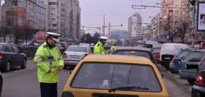 politisti marasti actiune