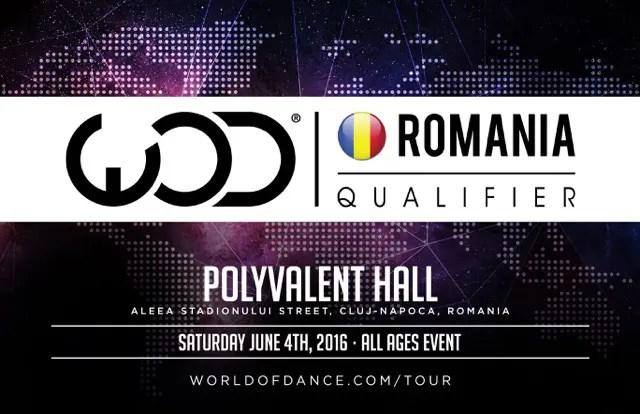 World of Dance Romania Qualifier