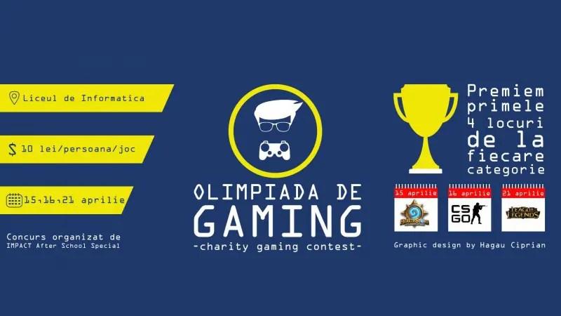 Olimpiada de Gaming