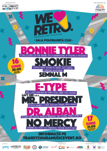 retro party live cluj 2016