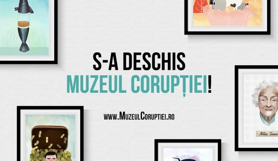 Muzeul Corupţiei