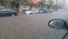 strada horea inundata