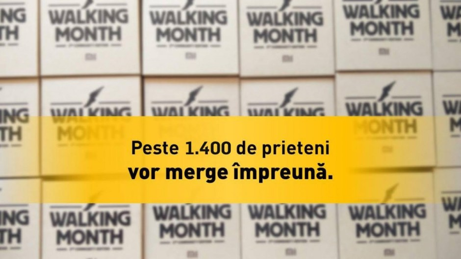 Walking Month
