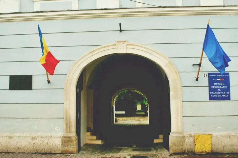Muzeul Etnografic al Transilvaniei