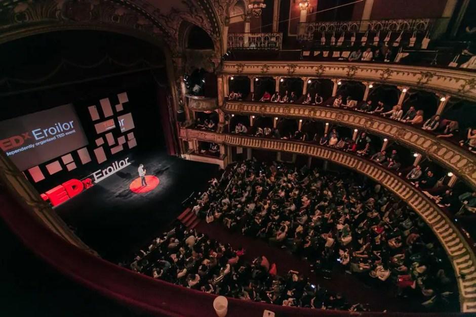 TEDxEroilor Award