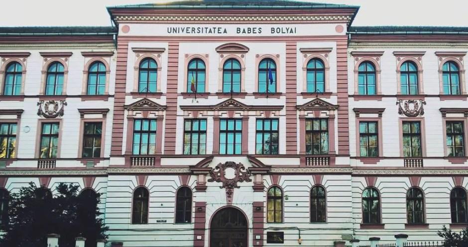 Universitatea Babeş-Bolyai ocupă prima poziţie în clasamentul global al universităţilor din România pe anul 2017