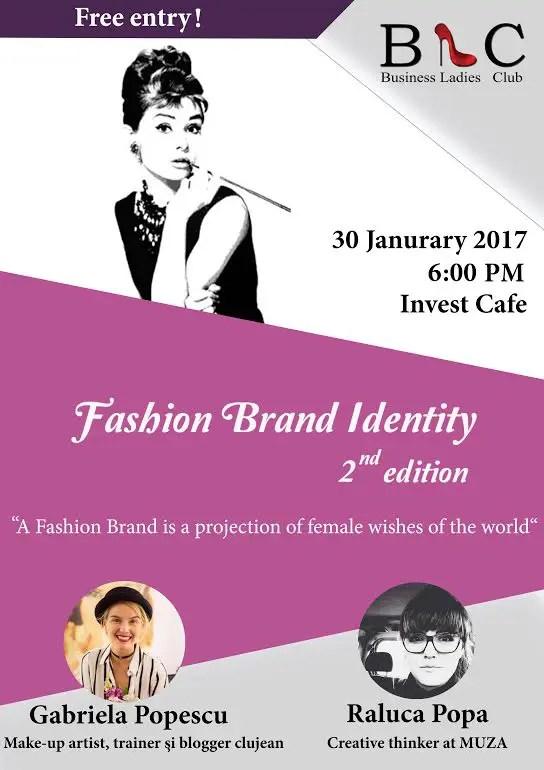 Fashion Brand Identity
