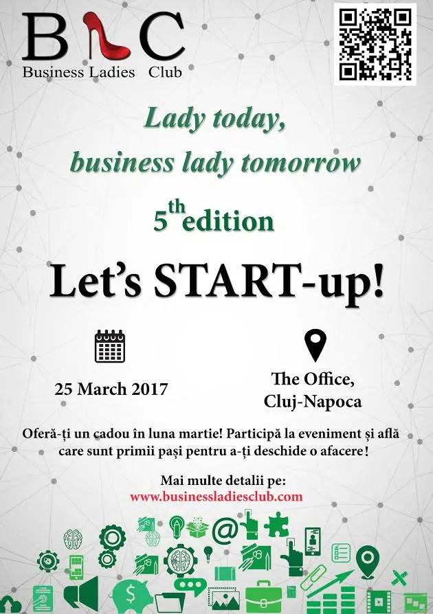 Lady Today, Business Lady Tomorrow