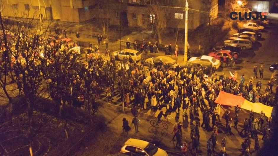 Rolul protestelor din România